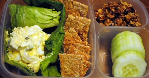 HUNDREDS of healthy lunch ideas that don't involve sandwiches (1) From: Easy