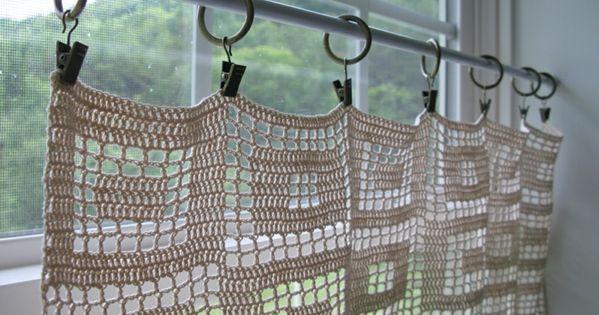 die h kelgardinen gardinen mit charme f rs zuhause ausw hlen 1 wohnzimmer pinterest das. Black Bedroom Furniture Sets. Home Design Ideas