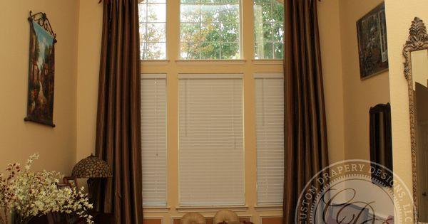Custom drapery designs llc drapery great design we for Window scroll function