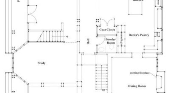 How To Read A Floor Plan By Bud Dietrich Aia Https Www