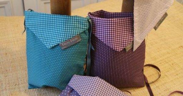 Fiche couture à télécharger : écharpe et le sac Frou-Frou | Mercerie
