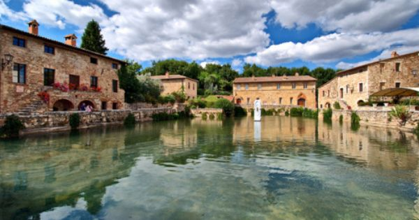 Bagno Vignoni Tuscany The Places Youll Go Italy