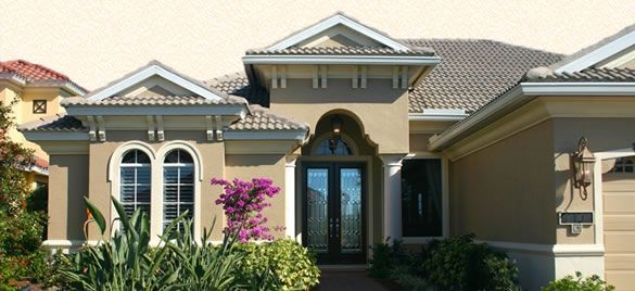 Colors Details Stucco Homes House Styles House Exterior
