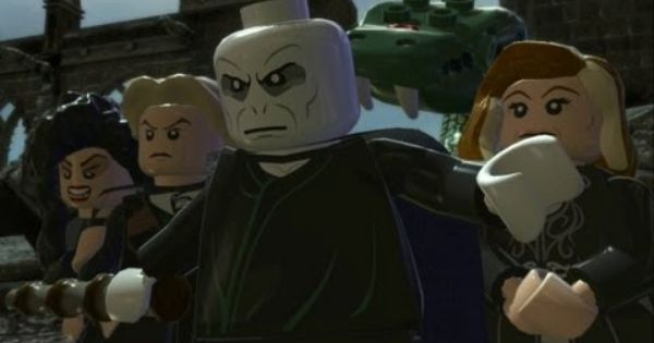 Lego Harry Potter Years 5 7 Walkthrough Finale Year 7 Deathly Hallows The Flaw In The Plan Lego Harry Potter Harry Potter Years Harry Potter