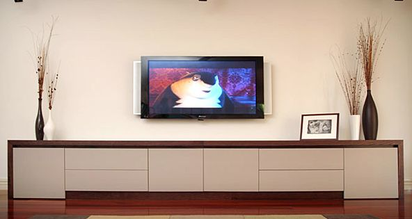 Free Standing Entertainment Units Lowline Tv