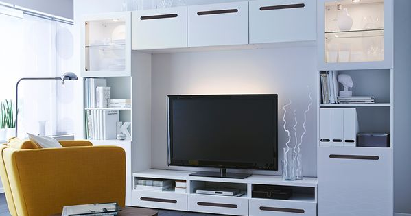 Tvs ikea and banc tv on pinterest for Banc de television