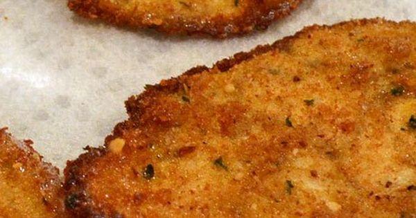 Southern Fried Eggplant recipe - Y U M!!