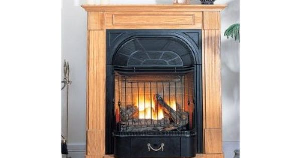 Ventless Natural Gas Fireplace Home Buckingham Oak Ventless Gas Fireplace Blower In Ng