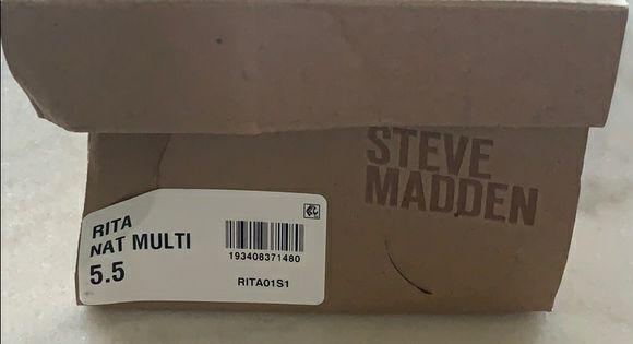 En cantidad Sonrisa telegrama  Steve Madden Rita Strappy Sandals in 2020 | Steve madden sandals, Steve  madden, Strappy sandals