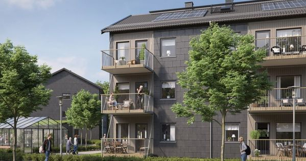 Silviabo By Ikea And Skanska Queen Of Sweden House Design Architecture