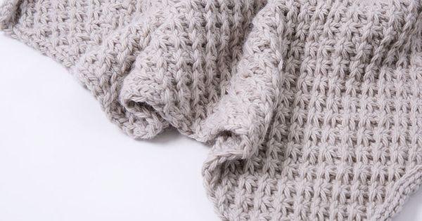 diy anleitung babydecke mit sternchenmuster selber stricken via babies knit. Black Bedroom Furniture Sets. Home Design Ideas