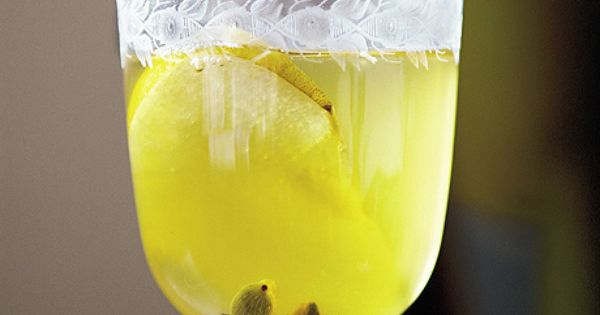 Mulled White Wine with Pear Brandy | Recipe | White Wines, Pears and ...