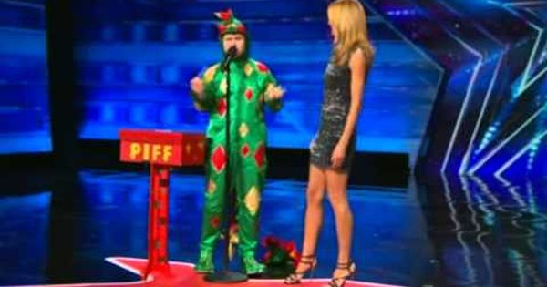 2015 Piff The Magic Dragon America S Got Talent I Saw Piff On Penn Teller Where They Try T America S Got Talent America S Got Talent American Talent Show