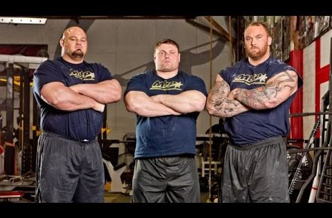 Strongman Training Brian Shaw Thor Big Z Strongman Training