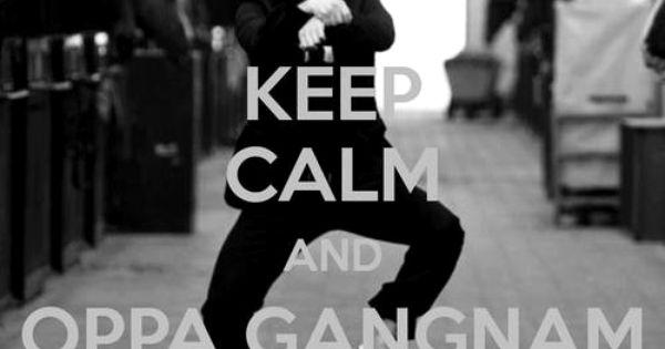 Bahaha.. Gangnam Style!!!