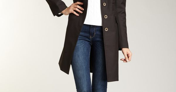 Classy look - the Duster Coat
