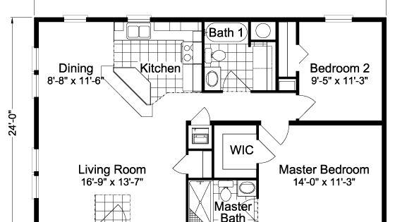 24x40 Floor Plans Google Search Dream Home Pinterest