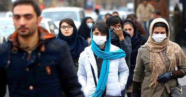 تلوث الجو يتسبب بإغلاق مدارس وجامعات في إيران تسب ب تلوث الهواء بإغلاق إيران مدارس تلوث الهواء المناخ الجامعات Www Iranian Women Pollution Air Pollution