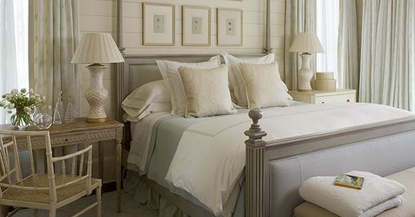 Master Br Idea Cottage Decorating Pinterest Gray