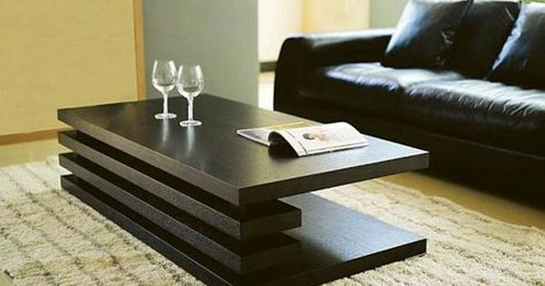 This Particular Coffee Table Is Made Of Wood It Has A Simple Design It Has No Legs So Coffee Table Design Modern Centre Table Design Center Table Living Room