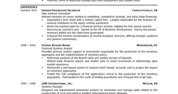 resumes  sample mba resumes templates with best way to write a resume  best way to write a