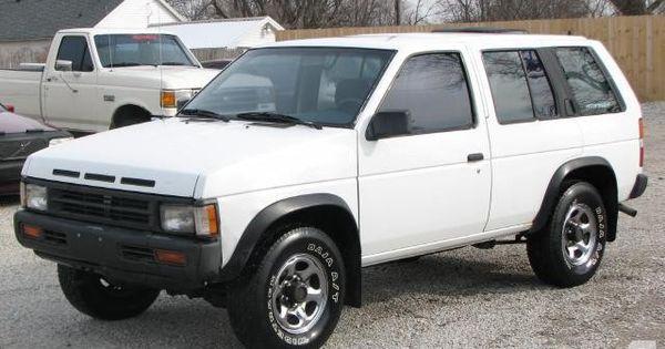 1995 Nissan Pathfinder Xe V6 Nissan Pathfinder Nissan Pathfinder