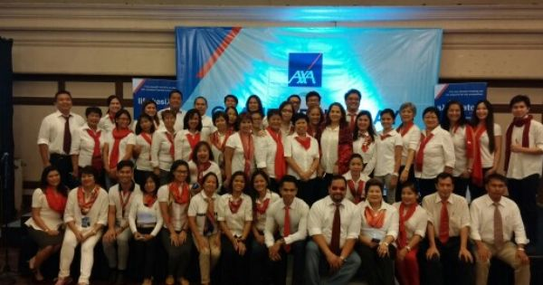 Victorious Life One Of The Top Branches Of Axa Philippines