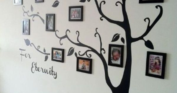 Wall Art Stickers Gumtree : Family is wall decal tree germiston