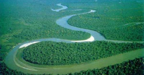 Top 10 Longest Rivers Of The World Beaches In The World Amazon