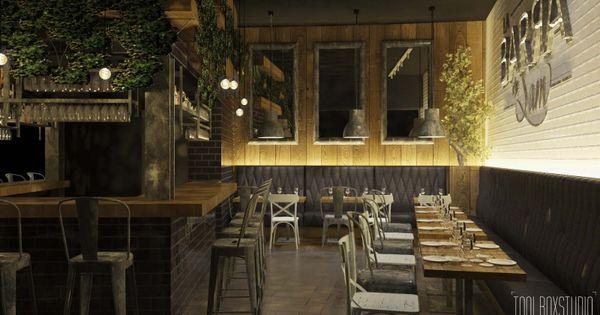 Interioristas expertos en dise o de restaurantes en - Interioristas en barcelona ...