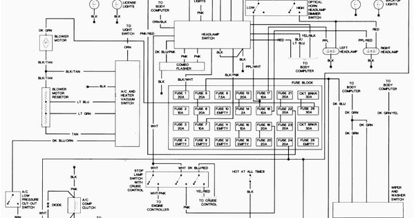 2013 Chevy Equinox Wiring Diagram