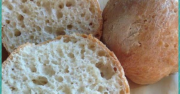 Easy Gluten Free, Rice Free, Vegan Artisan Rolls | Recipe | Free Rice ...
