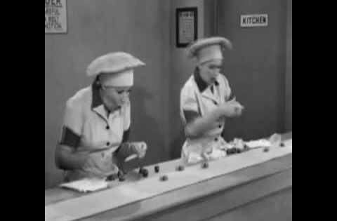 Assembly Line Simulation Classic Factories And Tv Series