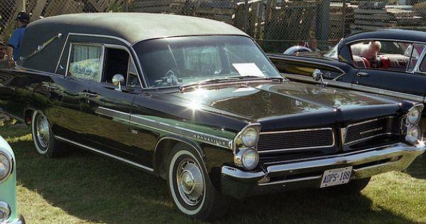 Six Feet Under Hearse: 1963 Pontiac Bonneville Hearse