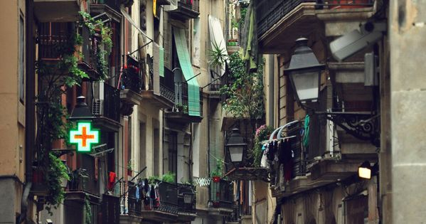 The Gothic Quarter, Barcelona CLICK THE PIC and Learn how you can