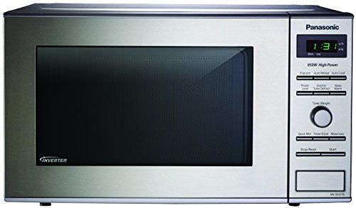 Panasonic Nn Sd372s Countertop Microwave With Inverter Te Https