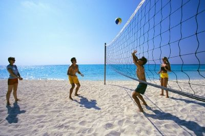 Goa Global Beach Volleyball Destination Beach Beach Volleyball Beach Games