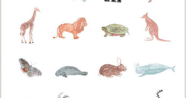 illustration | animals of high moral standing by r.s. posnak