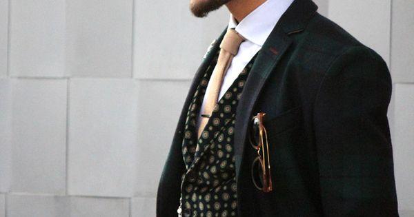 Gentleman Style.