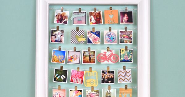Photo Frame & Advent Calendar by Silhouette on zulily 6/7/13 Includes advent