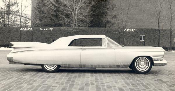Og 1959 Cadillac Eldorado Biarritz Mk4 Full Size