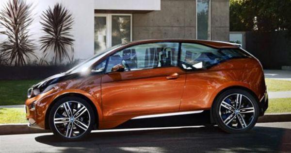 Bnw I3 Electric Coupe Concept Bmw I3 Bmw I3 Electric Bmw