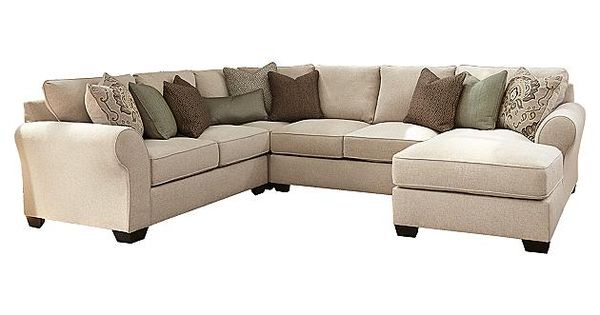 Ashley Wilcot 4 Piece Sofa Sectional I Love How Big This
