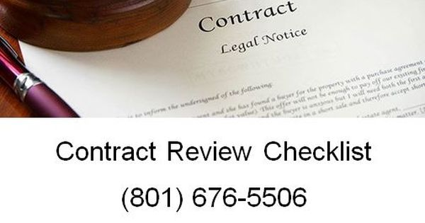 Contract Review Checklist 801 676 5506 Free Consultation Divorce Lawyers Divorce Family Law Attorney