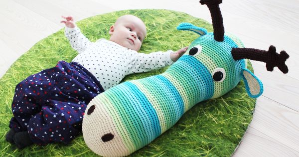 An animal baby buddy :) - DIY crochet pattern Please 'Like' 'Share'
