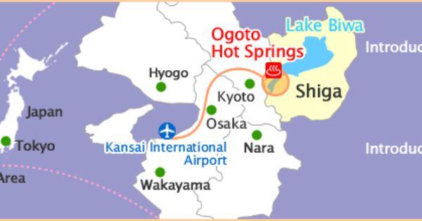 lake biwa japan map Ogoto Hot Springsogoto Hot Springs Map Hot Springs Wakayama Japan lake biwa japan map