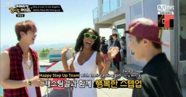 Eng 140821 Bts American Hustle Life Episode 5 Abs Video Dailymotion Rir Bts Bangtan Boy Jhope