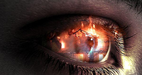 Eye Fire Reflection By Purpl3s0ul Jpg 419 296 Billy Reflection Fire Eyes