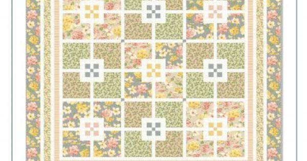 Garden Maze By Wendy Sheppard Free Pattern From Windham
