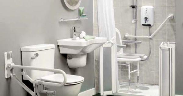 Handicap-Accessible Bathroom Accessories